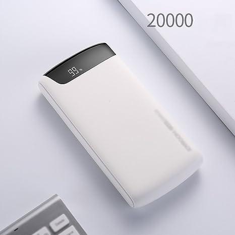 XCLXX Energia Movil 20000Mah Iphone Androide Teléfono Móvil ...