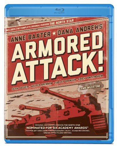 Armored Attack / North Star / [Blu-ray]