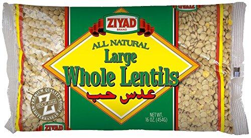 Ziyad Lentils - 6