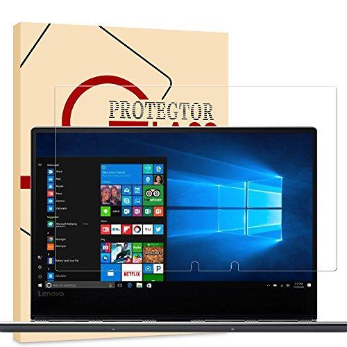 Lenovo Yoga 910 Screen Protector 14 Inch,Jbao Direct [Ultra Clear] [Anti-scratch] [Anti-fingerprint] [Bubble-free] 9H Hardness Tempered Glass Film for Lenovo Yoga 910 Book