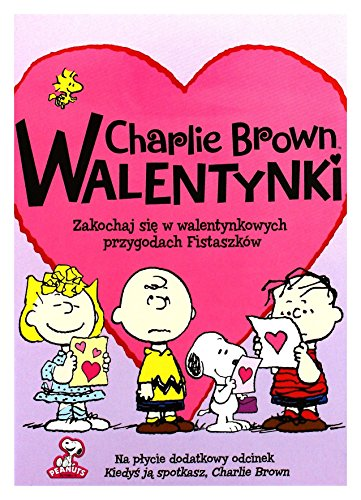 DVD : A Charlie Brown Valentine [DVD] (English audio)
