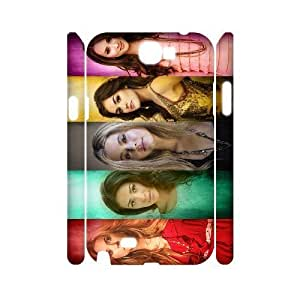 ALI Hard Little Liars 3D Diy For SamSung Note 3 Case Cover [Pattern-1]