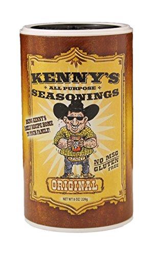 Kenny's All Purpose Seasonings Original 8 oz