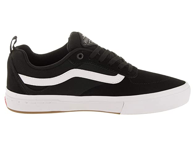4e73a7d47b439a Vans Kyle Walker Pro Black White Gum  Amazon.co.uk  Shoes   Bags