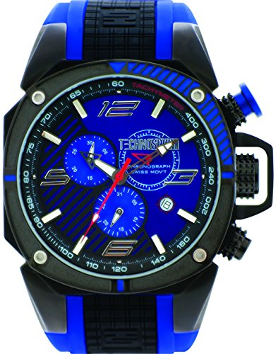 technosport-ts-100-4f1-mens-black-and-blue-silicone-band-black-bezel-44mm-black-and-blue-dialstainle