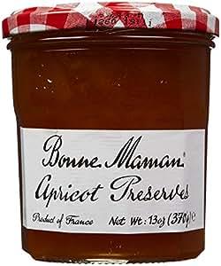Bonne Maman Preserve, Apricot, 13-Ounce