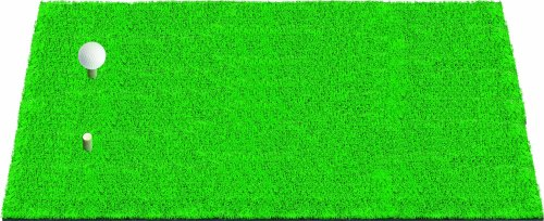 - Hitting/Practice, Chipping and Driving Golf Grass Mat (1' x 2' or 3' x 4')