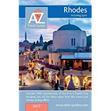 A to Z Guide to Rhodes 2017, Including Symi