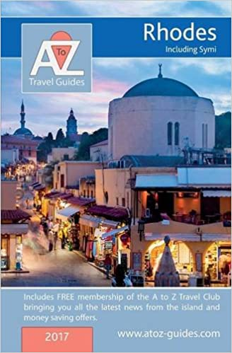 A to Z Guide to Rhodes 2017 Including Symi Amazoncouk Tony