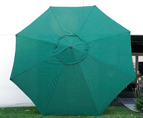 Amazon Com Cielo Blue New 9 Ft Market Patio Garden Umbrella
