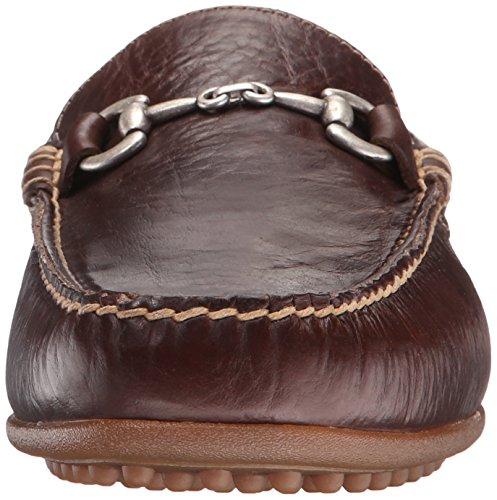 Trask Meneer Slip-on Loafer Bourbon
