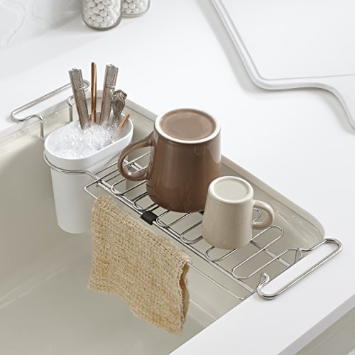 Kohler Multi Purpose Over The Sink Drying Rack Caddy With