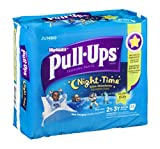 Health & Personal Care : Huggies Pull-Ups Night*Time Training Pants - Boys - 2T-3T - 96 ct