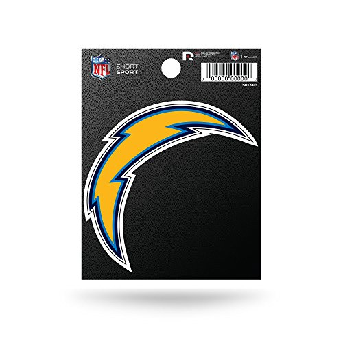 NFL San Diego Chargers Short Sport Decal