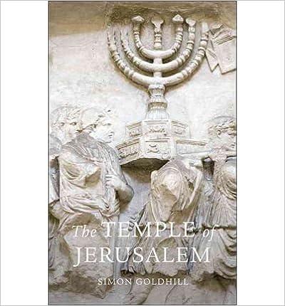 [(The Temple of Jerusalem )] [Author: Simon Goldhill] [Oct-2011]
