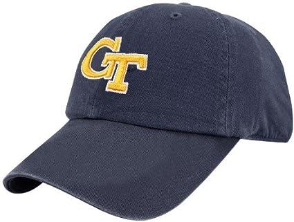 pretty cheap so cheap differently Amazon.com : '47 Brand Georgia Tech Yellow Jackets Navy Blue ...