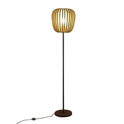 IKEA Creativa Lámpara De Pie De Madera Maciza IKEA Moderna ...