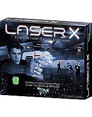 NSI 88011 Laser X - Single Blaster, White