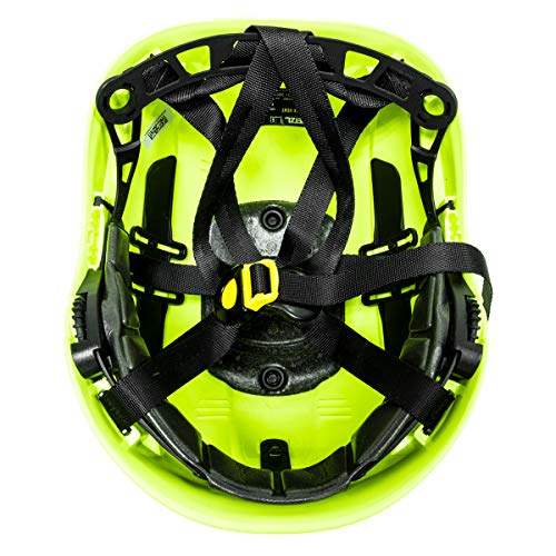 Petzl Vertex Vent Hi-Viz Visibility Yellow Climbing Helmet A10VYAHV by PETZL (Image #3)