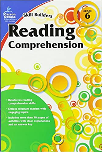 Buy reading comprehension grade 6 skill builders book online at buy reading comprehension grade 6 skill builders book online at low prices in india reading comprehension grade 6 skill builders reviews ratings fandeluxe Image collections