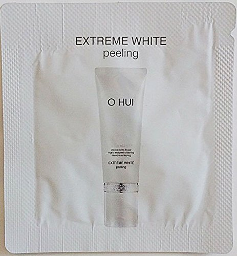 20 X Ohui Extreme White Peeling 1ml, Super Saver Than Normal Size