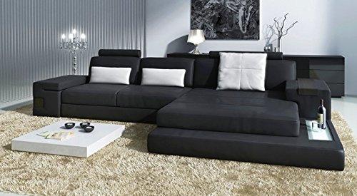 wohnlandschaft l form. Black Bedroom Furniture Sets. Home Design Ideas