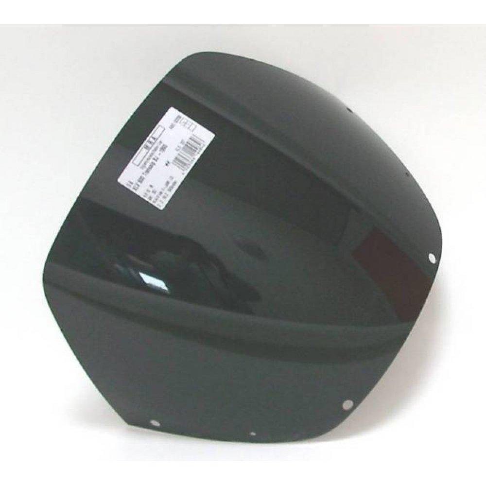 MRA Verkleidungsscheibe Originalformscheibe schwarz XLV 600 TRANSALP PD06-1993 3011