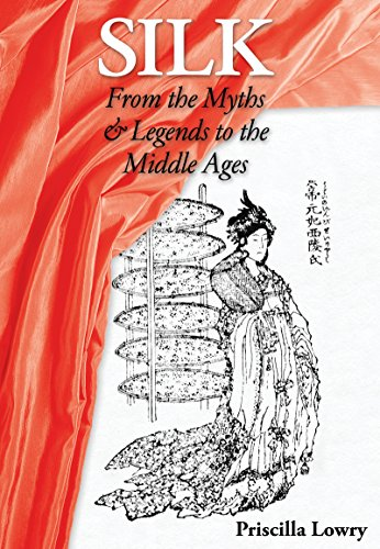 Silk: From the Myths & Legends to the Middle Ages (Secrets of Silk Book 1) (Marco Polo Costume)