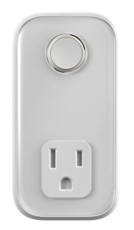 Hive Active Plug for Smart Home, Indoor Smart Outlet, Works with Alexa Google Home, Requires Hive Hub