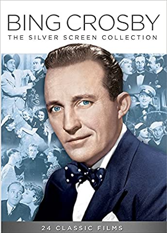 Bing Crosby: The Silver Screen Collection (Going My Way, Holiday Inn, Rhythm on the Range, Birth of the Blues, Road to Morocco, Waikiki Wedding + 18 - Silver Wedding Collection