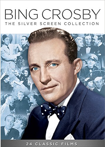 Bing Crosby  The Silver Screen Collection  Going My Way  Holiday Inn  Rhythm On The Range  Birth Of The Blues  Road To Morocco  Waikiki Wedding    18 More