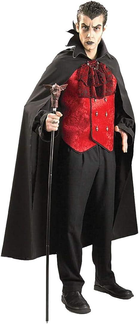 Horror-Shop Conde gótica Drácula Disfraz: Amazon.es: Juguetes y juegos