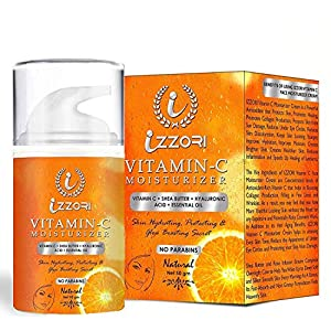 Vitamin C Moisturizer Cream for face benefits