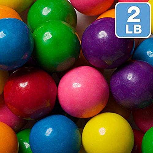 (SWEETWORKS CONFECTIONS Rainbow Assortment Gumballs 2lbs)