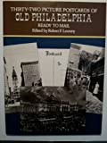 img - for Thirty-Two Picture Postcards of Old Philadelphia book / textbook / text book