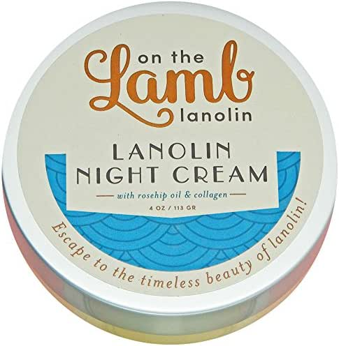 On the Lamb Lanolin Night Cream with Placenta and Korean Ginseng