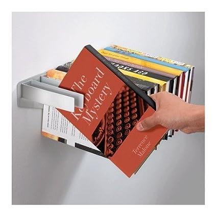 Amazon Flybrary Bookshelf Silver Kitchen Dining