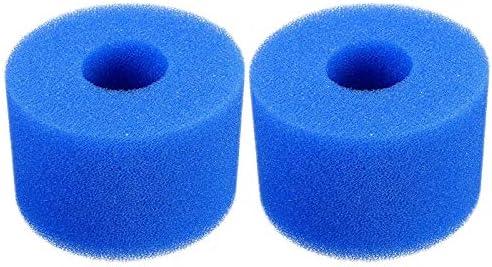 Perezy para Intex Pure SPA Cartucho de Filtro de BañEra de Espuma Lavable Reutilizable Tipo S1