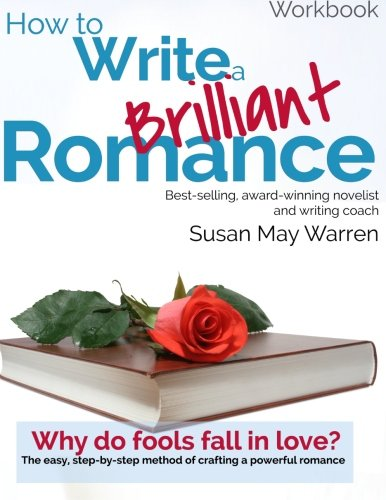 Write Brilliant Romance Workbook step product image