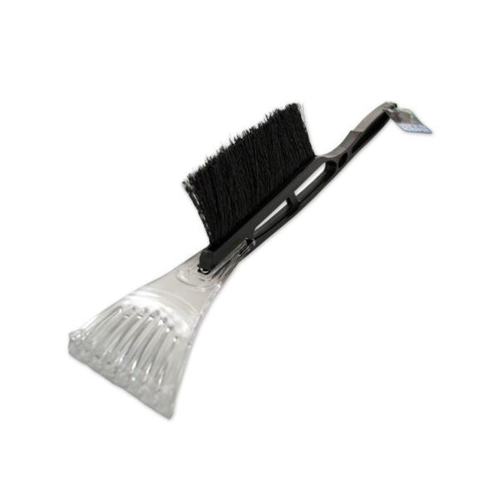 96 Ice and snow scraper with brush