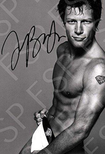 (Jon Bon Jovi Autograph Replica Poster)