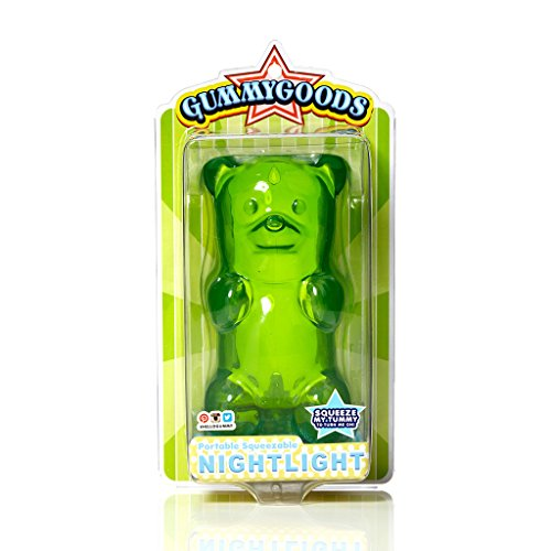 Gummygoods Nightlight - Green (Colossus Costume)