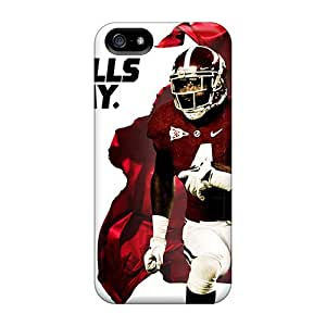 AnnaDubois Iphone 5/5s High Quality Hard Phone Cases Provide Private Custom High-definition Tampa Bay Buccaneers Image [iKW5875Capl]