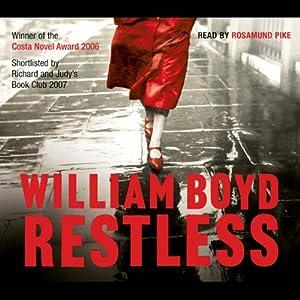 Restless Hörbuch