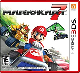 Mario Kart 7 (B0053BCO00) | Amazon price tracker / tracking, Amazon price history charts, Amazon price watches, Amazon price drop alerts