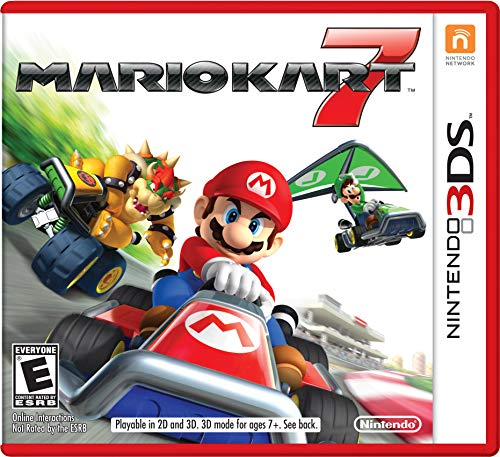 Mario Kart 7 (Sonic Games For Nintendo Ds)