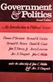 Government and Politics, Alex N Dragnich, 0394310314