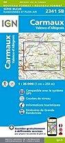 2341sb carmaux - valence d'albigeois par Institut géographique national