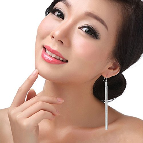 Six Wire Earrings Earhook Costume Jewellery