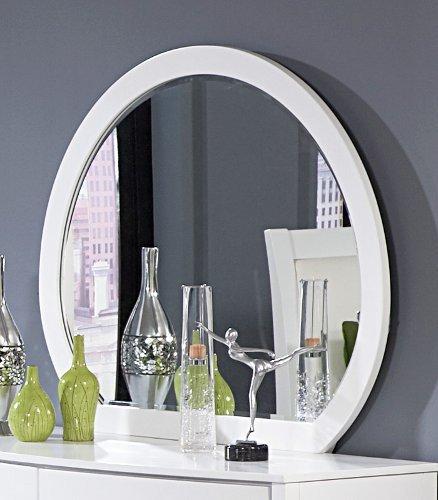 Homelegance Lyric Mirror - glass wall decor
